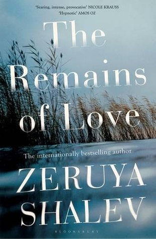 http://www.goodreads.com/book/show/21057572-the-remains-of-love