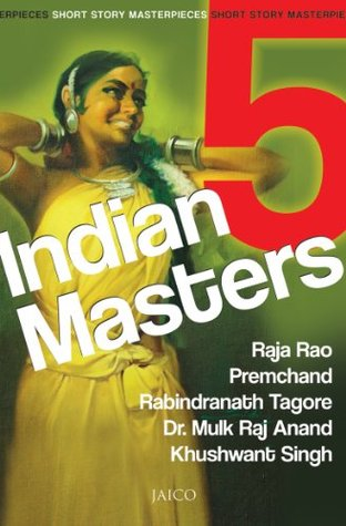 5 Indian Masters  by  Khushwant Singh