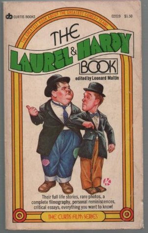 The Laurel & Hardy Book (The Curtis Film Series) Leonard Maltin