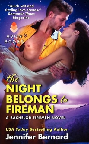 The Night Belongs to Fireman Book Cover