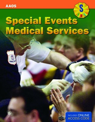 Special Events Medical Services  by  American Academy of Orthopaedic Surgeons (AAOS)