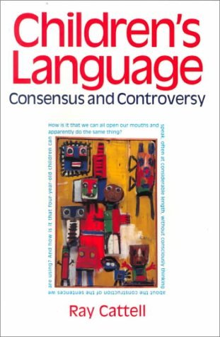 Childrens Language  by  Ray Cattell