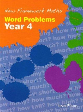 New Framework Maths:Word Problems Year 4  by  Various
