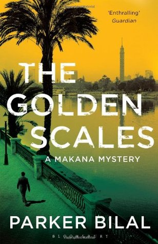 The Golden Scales. Parker Bilal  by  Parker Bilal
