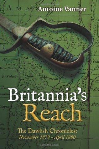 Britannia's Reach cover