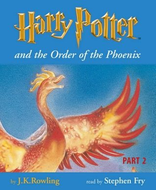 Harry Potter and the Order of the Phoenix (Book 5 - Part 2 - Unabridged Audio Cassette Set)