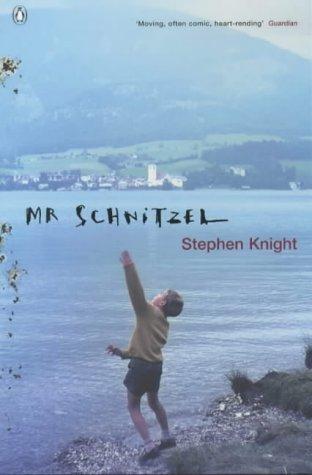 Mr Schnitzel Stephen Knight