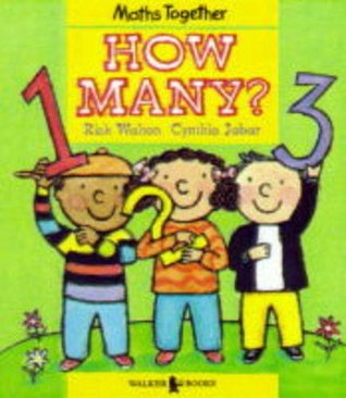 Maths Together: How Many? (Yellow Books Age 3+): Yellow Set  by  Rick Walton