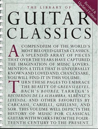 The Library of Guitar Classics  by  Various