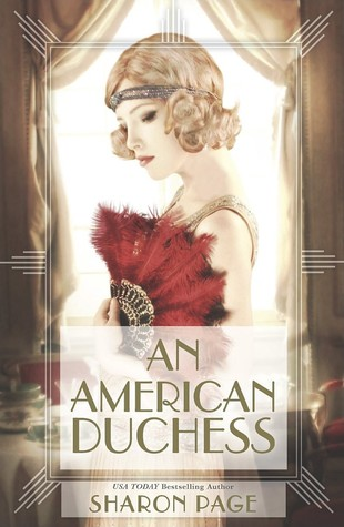 An American Duchess by Sharon Page