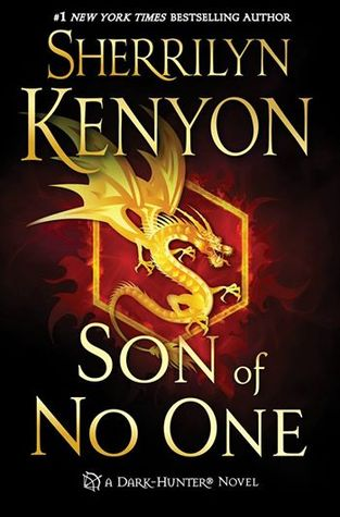 Book Review: Son of No One by Sherrilyn Kenyon