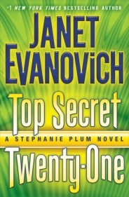 Book Review: Janet Evanovich's Top Secret Twenty-One