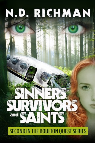 Sinners, Survivors and Saints (Boulton Quest, #2) by N.D. Richman