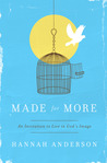 Made for More: An Invitation to Live in God's Image