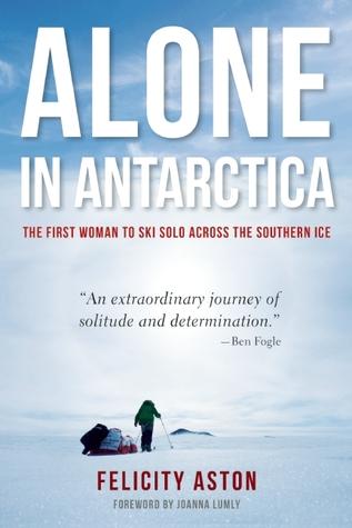 Alone in Antarctica cover