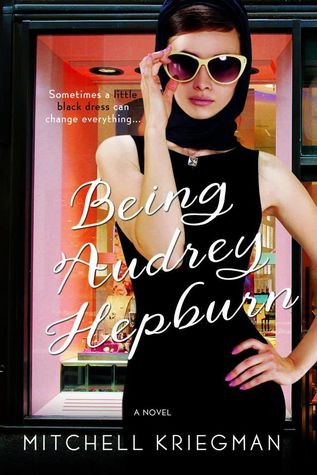 Being Audrey Hepburn by Mitchell Kriegman