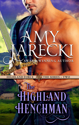 The Highland Henchman (Highland Force, #2)