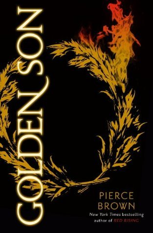 Review: Golden Son by Pierce Brown (@jessicadhaluska, @Pierce_Brown)