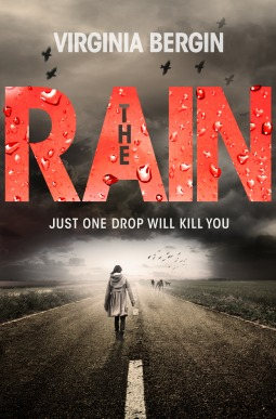 Book review | The Rain by Virginia Bergin | 3 stars