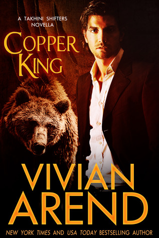 Copper King (Takhini Shifters #1)