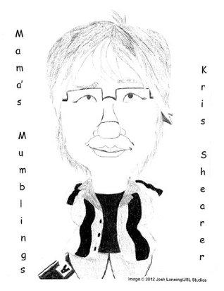 Mamas Mumblings Kris Shearer