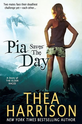 "Book Review: Thea Harrison's ""Pia Saves the Day"""