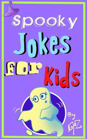 Spooky Jokes for Kids  by  Gaz