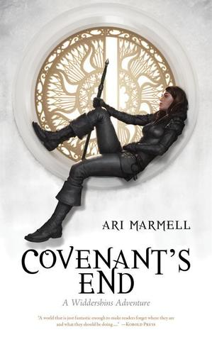 Covenant's End (Widdershins Adventures, #4)