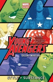 Young Avengers Style > Substance (2013) by Kieron Gillen