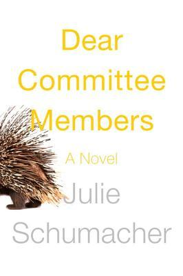 Dear Committee Members: A novel