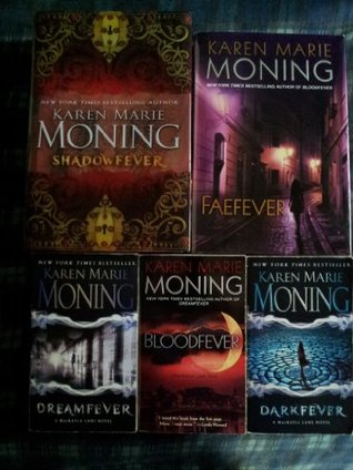 Fever Series Complete Paperback Collection Set
