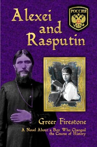Alexei and Rasputin  by  Greer Firestone