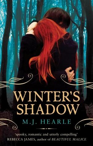Winter's shadow M J Hearle