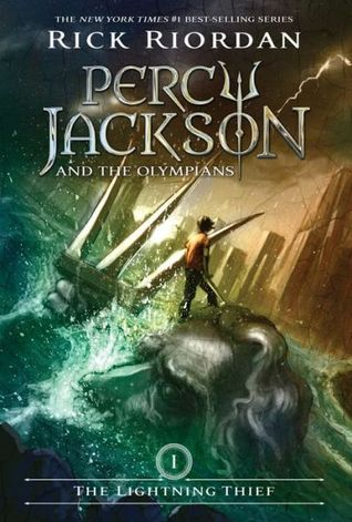 The Lightning Thief (Percy Jackson and the Olympians, #1) by Rick Riordan