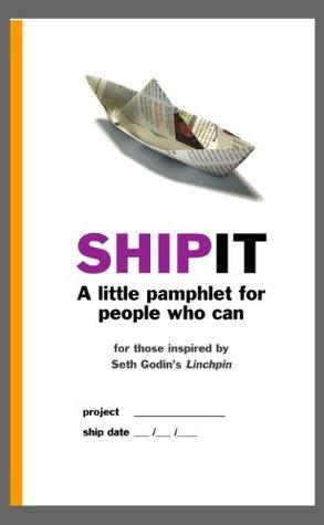 The ShipIt Journal Five Pack  by  Seth Godin