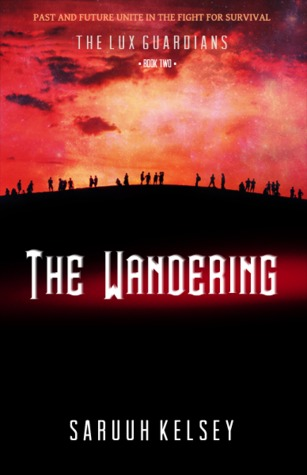 The Wandering (The Lux Guardians, #2)