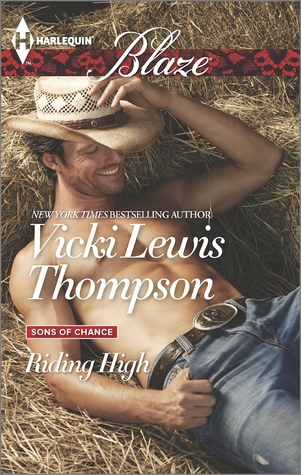 Book Review: Vicki Lewis Thompson's Riding High