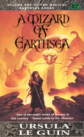 A Wizard of Earthsea (The Earthsea Cycle, #1)