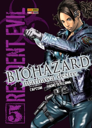 Resident Evil - Biohazard: Marhawa Desire #5