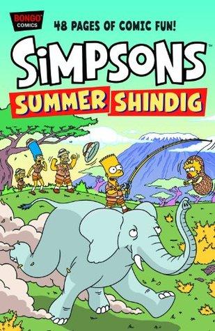 Simpsons Summer Shindig #6  by  Tony Digerolamo and Various