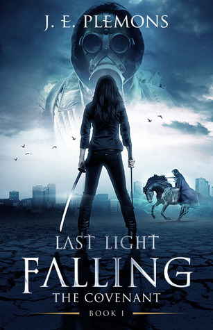 Last Light Falling by J.E. Plemons