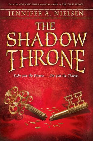 Jennifer A. Nielsen - The Shadow Throne