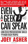 Even a Geek Can Speak