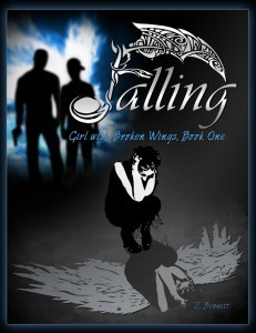 Falling (Girl With Broken Wings, #1)
