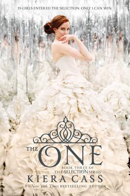 the selection book series the one kiera cass book cover