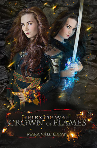 Heirs of War, Crown of Flames (Heirs of War, #2)