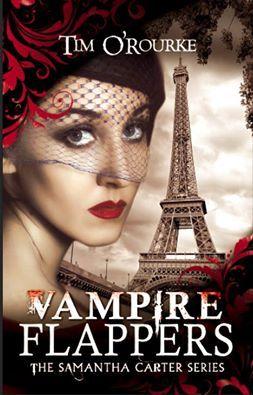 Vampire Flappers (Samantha Carter #1.5)
