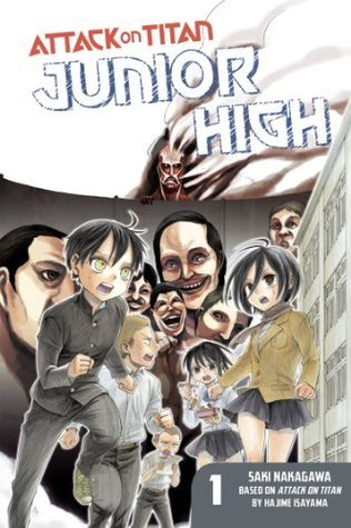 Attack on Titan: Junior High Omnibus (2-in-1 Edition), Vol. 1