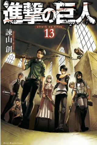 Attack on Titan, Volume 13