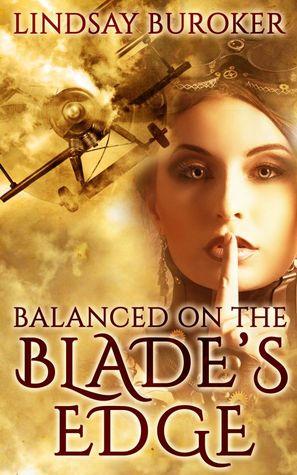 lindsay buroker balanced on the blade's edge